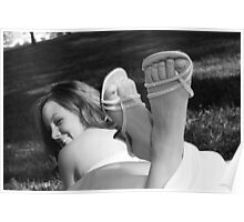 Toe Teasing Poster