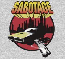 Sabotage T Shirt 2.  by RussellK99
