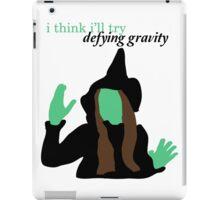 Elphaba Wicked: Defying Gravity iPad Case/Skin