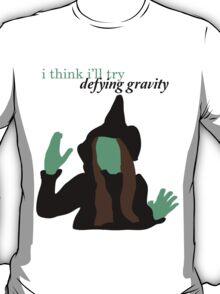 Elphaba Wicked: Defying Gravity T-Shirt