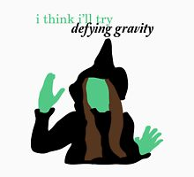 Elphaba Wicked: Defying Gravity Unisex T-Shirt