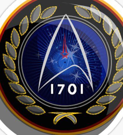 Starfleet Insignia Sticker