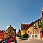 City of Bra in the Piedmont Italy by MaluC