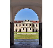 University of Gastronomic Sciences at Pollenzo Italy Photographic Print