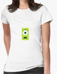 Wazowski Womens Fitted T-Shirt