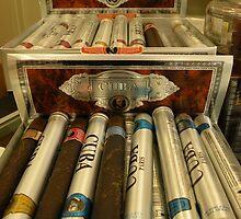 Cigar Anyone... by Rita  H. Ireland