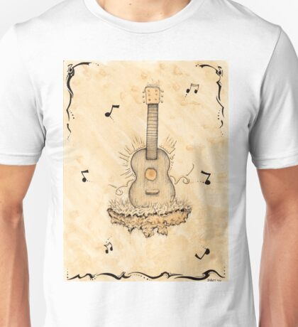 Tribute Guitar T-Shirt