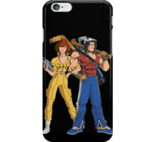 HIT IN THE FACE, RECORD THE ILLEGALITY, AND LOVE EACH OTHER. iPhone Case/Skin