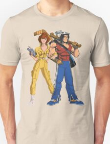 HIT IN THE FACE, RECORD THE ILLEGALITY, AND LOVE EACH OTHER. T-Shirt