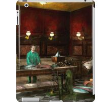 STORE - FISH - C. Lindenberg Hollieferont, Fish store, Berlin, Germany 1895 iPad Case/Skin