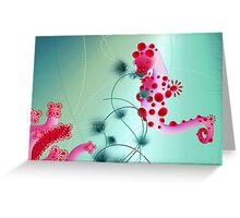 closeup seahorse 1 Greeting Card