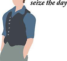 Jack Kelly Newsies Seize the Day by lindsayxo