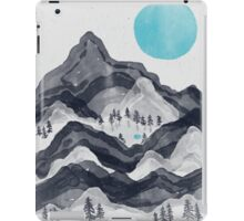 The Sun in Moon Lake... iPad Case/Skin