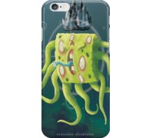 SpongeGod ElderPants iPhone Case/Skin