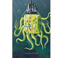 SpongeGod ElderPants Photographic Print