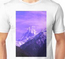Sacred Mountain, Himalayas, Nepal Unisex T-Shirt