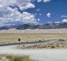 Great Sand Dunes National Park by Rachel Leigh