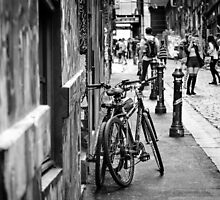 Hosier Lane  by Christine  Wilson Photography