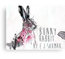 'Bunny Rabbit'  Canvas Print