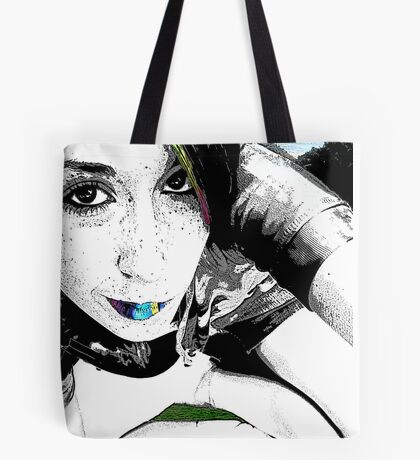 Different. Tote Bag