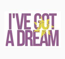 Go, live your dream. One Piece - Short Sleeve