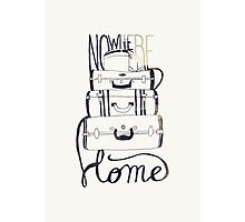 Nowhere Home Photographic Print