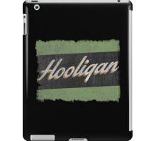 Irish Hooligan iPad Case/Skin