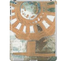 Flower Wheel iPad Case/Skin