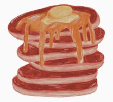 pancakes by Nutellalover15