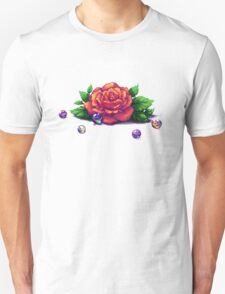 Remember the Roses and Marbles Unisex T-Shirt
