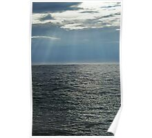 Shining Through Poster
