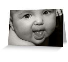 Laugh Greeting Card
