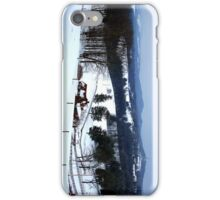 snow magic iPhone Case/Skin