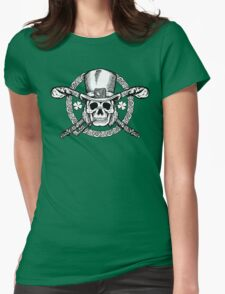 St Paddys Day 15 Womens Fitted T-Shirt