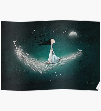 Wherever the wind takes me Poster