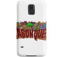 Dragon Quest (SNES) Enemies Samsung Galaxy Case/Skin