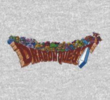 Dragon Quest (SNES) Enemies Kids Clothes
