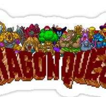 Dragon Quest (SNES) Enemies Sticker