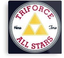 All Star Hero Metal Print