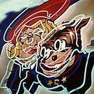 Buster Brown by Van Cordle
