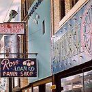 Broadway by Van Cordle