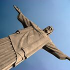 Cristo Redentor by kuntaldaftary