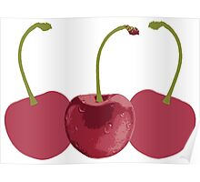 Life is just a bowl of cherries Poster