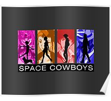 Cowboys in Space Poster