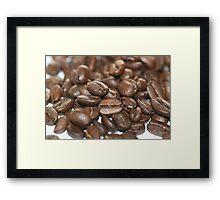 Coffee Aroma Framed Print