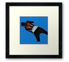 Travi$ Scott 'Days Before Rodeo' Framed Print
