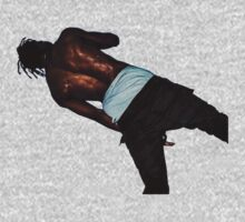 Travi$ Scott 'Days Before Rodeo' by jakeee