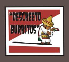 Clerks: Animated Series - Descreeto Burrito (SD) v2 One Piece - Short Sleeve