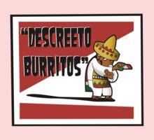 Clerks: Animated Series - Descreeto Burrito (SD) v2 One Piece - Long Sleeve