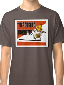 Clerks: Animated Series - Descreeto Burrito (SD) v2 Classic T-Shirt